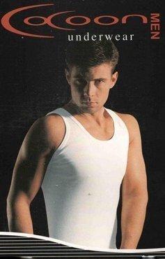 Podkoszulka na ramiączkach męska Duman / gładka