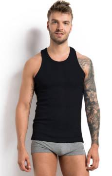 Podkoszulka męska na ramiączkach Henderson 1480 czarna