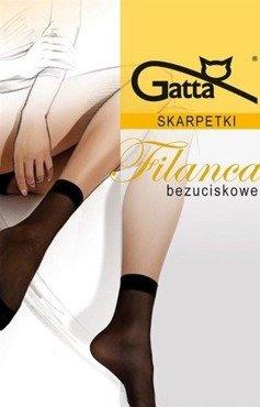 Skarpetki damskie Gatta - Elastil (Filanca) 2 pary