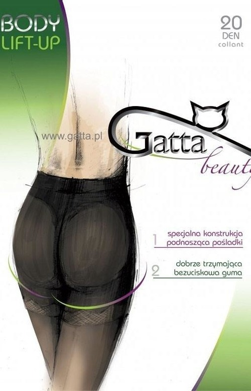 Rajstopy gatta Body  Lift Up 20DEN